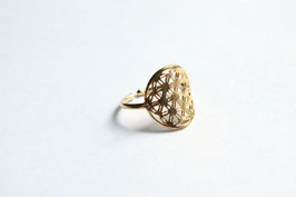 Ring FLOWER OF LIFE