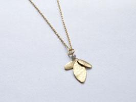 NEU: THREE LEAVES Necklace