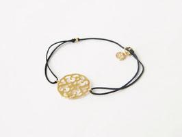 Karma Bracelet ORNAMENT Black
