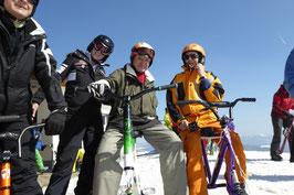 Skibike Workshop Geschenkgutschein