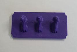 Handtuchhalter Hundekopf