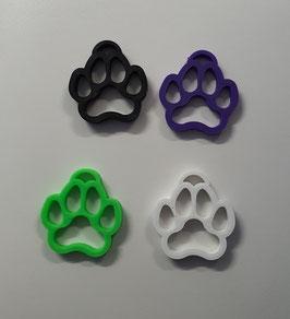 Schlüßelanhänger Hundepfote