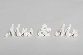 Mr & Mrs (romantisch)