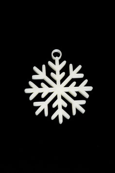 Schneeflocke (mittel, 10cm Durchmesser)