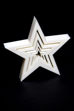 Deko-Sterne Set (4 Stück)