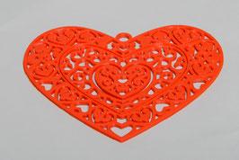 Ornament Herz (groß)