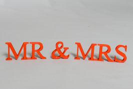 Mr & Mrs (modern)