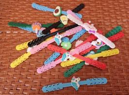 Masken-Silikonband (Kinder) - 10er Paket