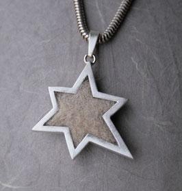 SLgÖS Sternenlicht groß mit Öse und Schlaufe