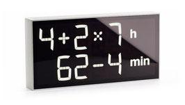 Albert Clock  weiss