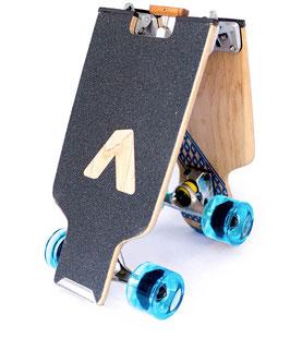 BoardUp - das faltbare Longboard V3