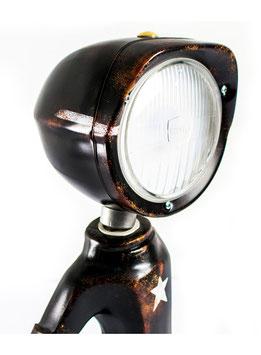 LAMPSTER  Rusty  schwarz