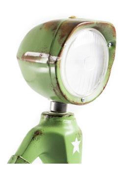 LAMPSTER  Rusty  grün