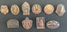 Kupfer 1920 bis 1929 ¦ einzeln