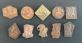 Kupfer 1930 bis 1939 ¦ einzeln