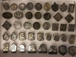 Silber 1921 bis 1949 ¦ einzeln