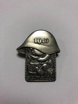 Silber 1940 Stahlhelm