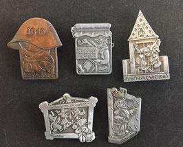 Kupfer/Zink 1940 bis 1945 ¦ einzeln