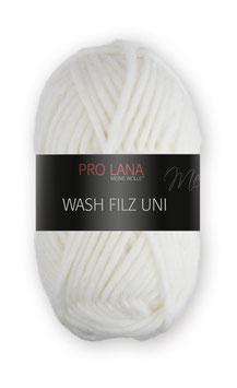 Pro Lana Wash and Filz uni 101