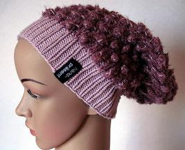 Damen Mütze in Pastelfarben