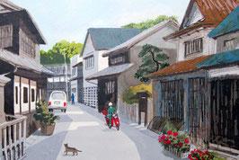 竹原の郵便屋さん