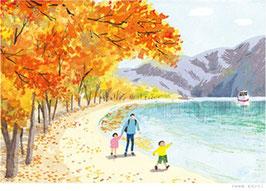D1-22 十和田湖