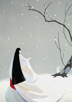 夢語り 雪