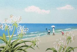 A1-35 夏の海辺