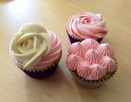 Buttercremen & Cupcakes Kursanmeldung