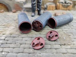 Munitionsbehälter für Stielgranate 41