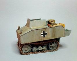 Vickers-Carden-Lloyd Utility Tractor oder auf deutsch Artillerieschlepper VA 601 (b)