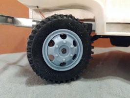 M35 Reifen und Felgen