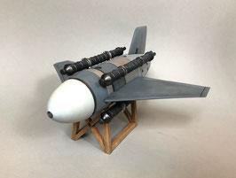 Rakete Enzian E-4