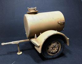 Wassertank Anhänger