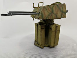 20 mm MG 151/20 Flak - Drilling