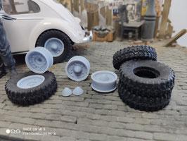 Breitreifen für KDF Wagen