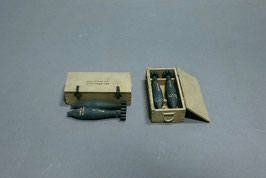 8 cm Granaten für Granatwerfer