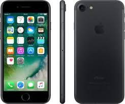 Iphone 7 noir 32go Reconditionné - Verre trempé + coque offerts !