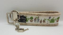 Schlüsselband, Garten