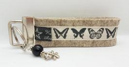 Schlüsselband, Schmetterling