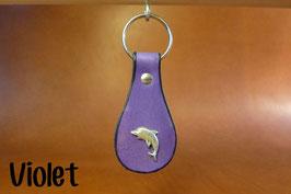 Porte-clés Dauphin personnalisable