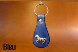 Porte-clés Cheval personnalisable