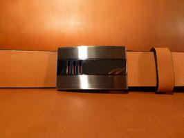 Ceinture marron 35 mm (boucle n°024)