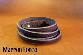 Bracelet Multi-Tours en cuir