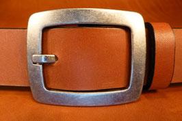 Ceinture marron 40mm (boucle n°012)
