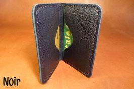 Porte-Cartes en cuir standard
