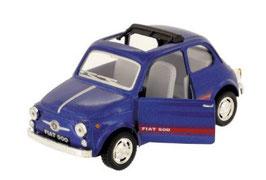 FIAT 500 Décapotée 1:24ème