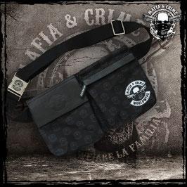 Mafia & Crime Pusherbag M&C Logo small