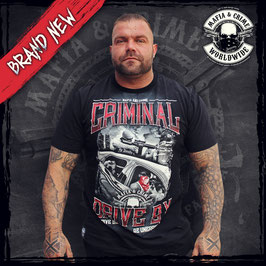 "Shirt Mafia and Crime ""CRIMINAL DRIVE BY"""