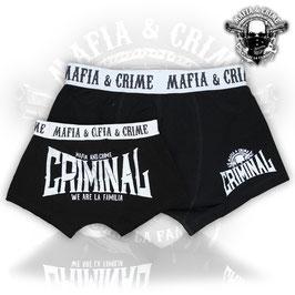Boxershorts CRIMINAL